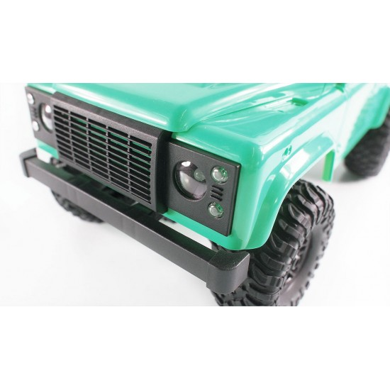 Land Rover Defender la scara 1:16, varianta kit