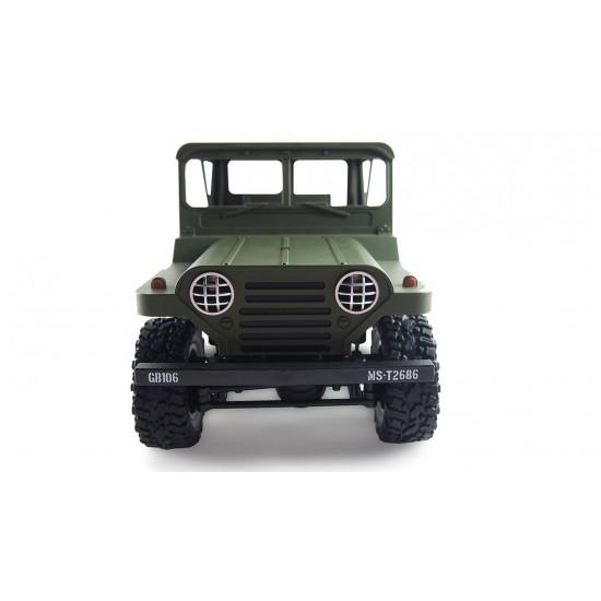 Jeep M151 din Al Doilea Razboi Mondial la scara 1:14