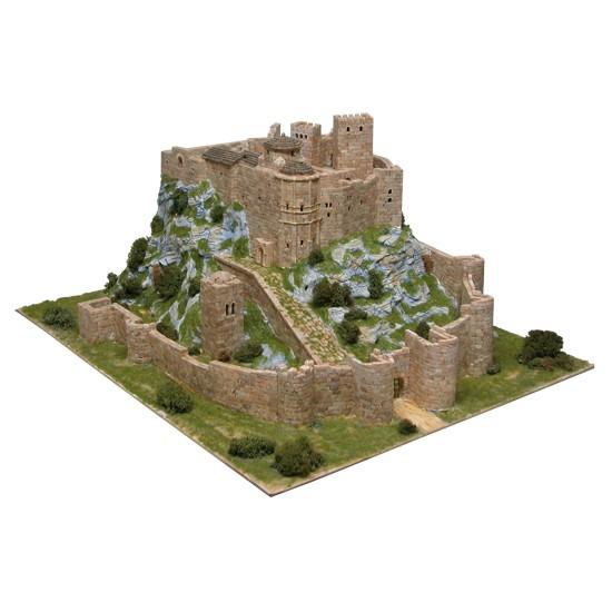 macheta de construit Castelul Loarre