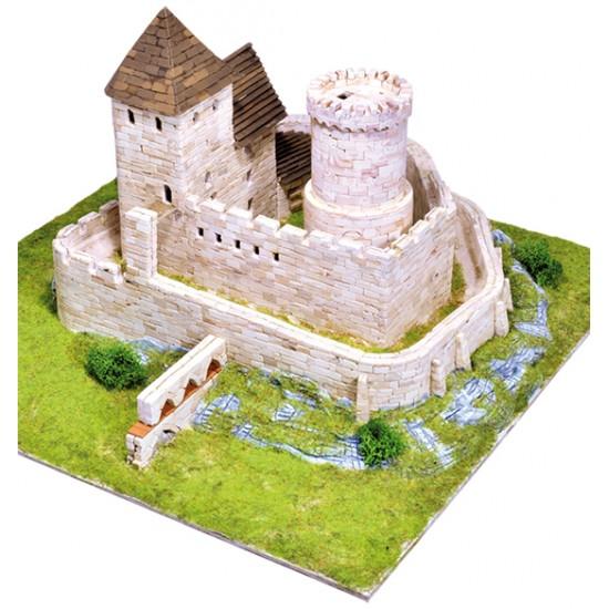 kit de constructie cu piese ceramice, Castelul Bedzin