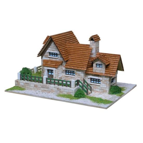 cabana de construit cu piese ceramice