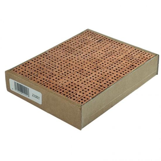 Caramizi ceramica AedesArs scara 1:10 (100 buc)