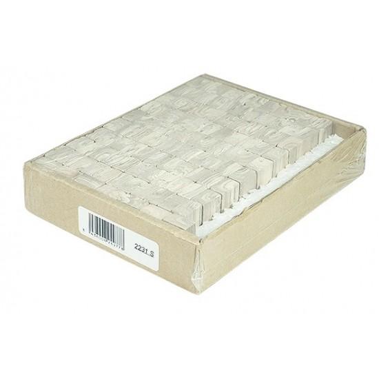 Caramizi albe XXL ceramica AedesArs (100 bucati)