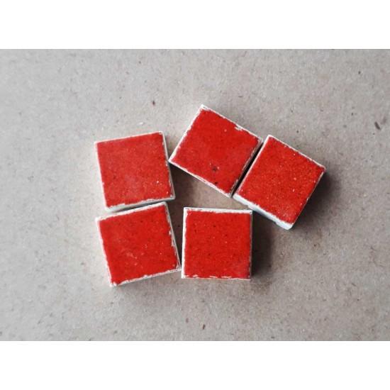 Mozaic rosu 10x10mm
