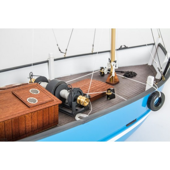 Nava de pescuit Anna 3