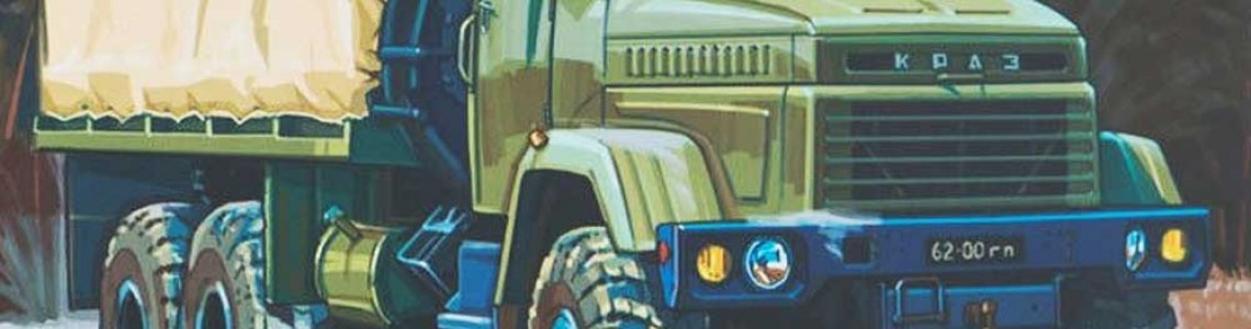 Camioane sovietice