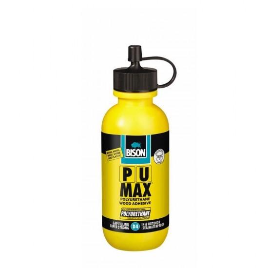 BISON PU Max Adeziv poliuretanic pentru lemn D4, 75ml