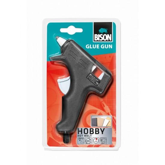 BISON Glue Gun Hobby Pistol de lipit la cald