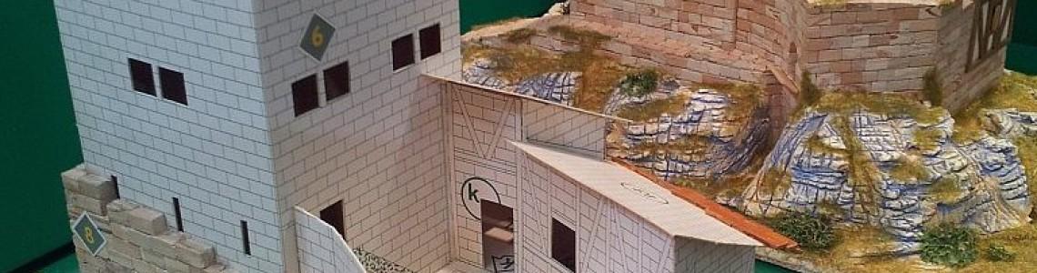 Construiește un castel medieval!