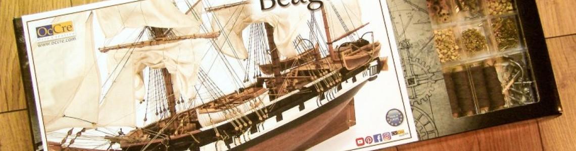 HMS Beagle construit la Piatra Neamt
