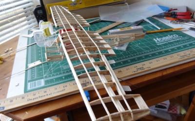 Construiește un aeromodel din balsa