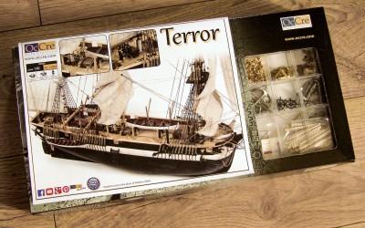 Mari corăbii: explorează un nou hobby cu HMS Terror