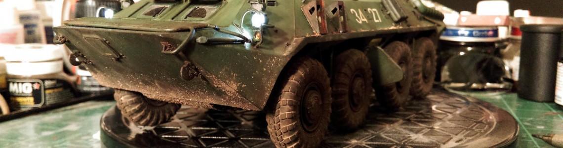 Idei pentru proiectul tau: BTR-70