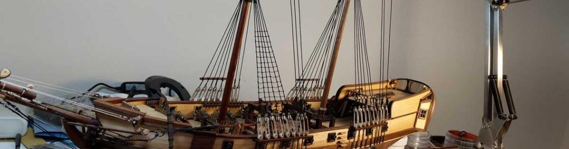 Poate fi prima ta corabie din lemn!