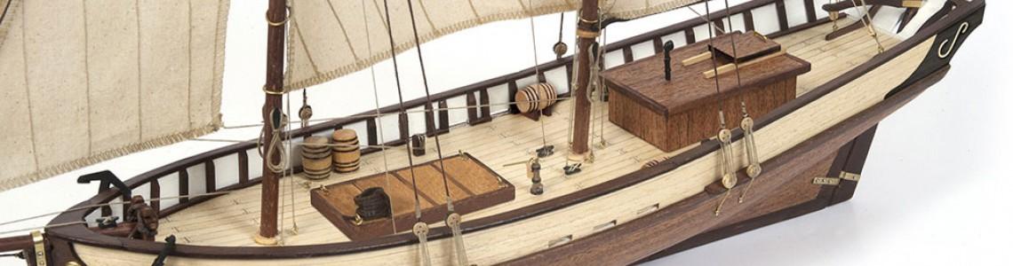 Polaris - ghidul tau pentru corabii din lemn