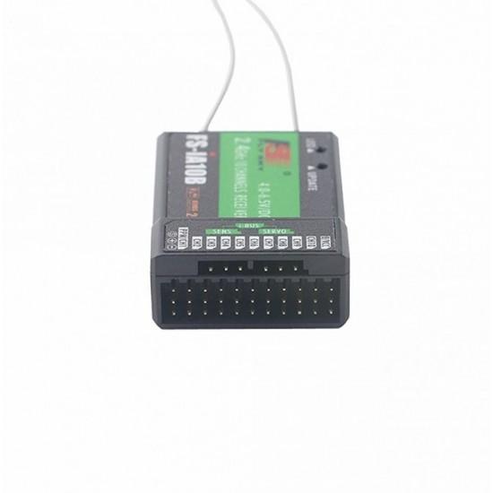 Receptor FlySky FS-iA10B 10CH 2.4GHz PPM iBus