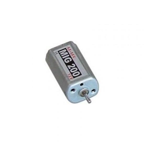 Motor electric MIG 200 7,2V