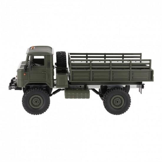 Camion militar cu telecomanda WPL B-24 - GAZ66 (1:16, 4x4, 2.4G)
