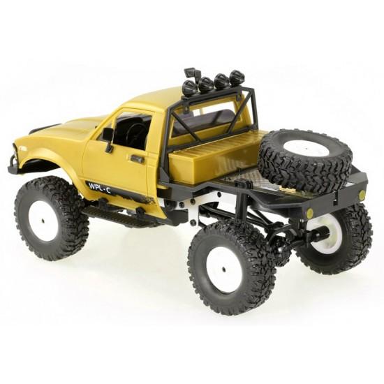 Camioneta WPL C14 la scara 1:16, 4x4, 2.4GHz, RTR