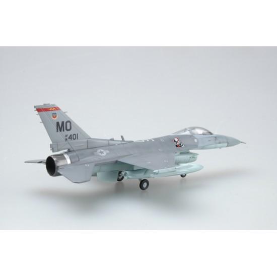 Macheta F-16C USAF 91-0401-MO 1:72
