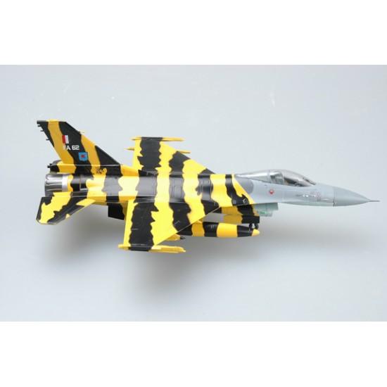 Macheta F-16A MLU BAF''TIGER MEET'' 1:72