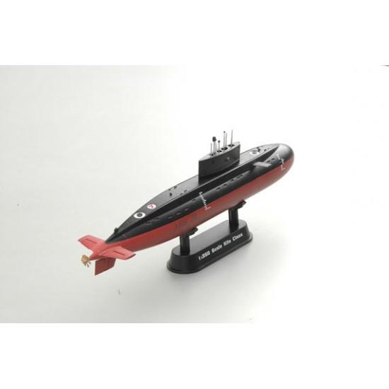 Macheta submarin clasa Kilo 1:350