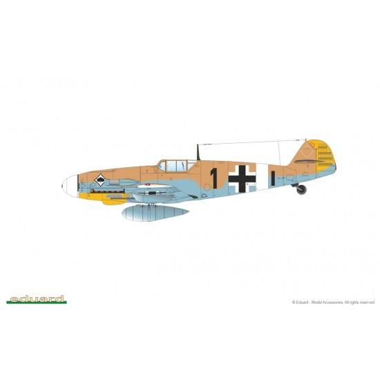 Bf 109G-4 Weekend Edition, scara 1:48