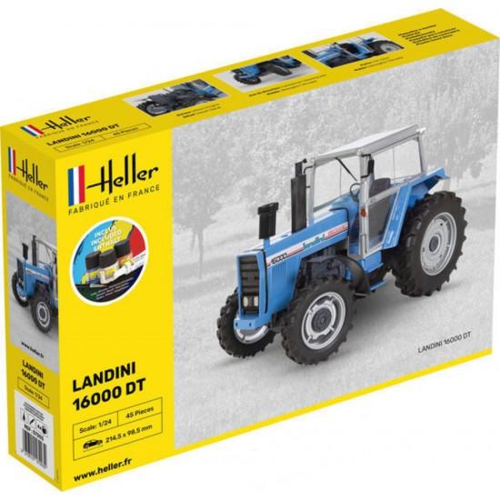 Kit de construit LANDINI 16000 DT la scara 1:24