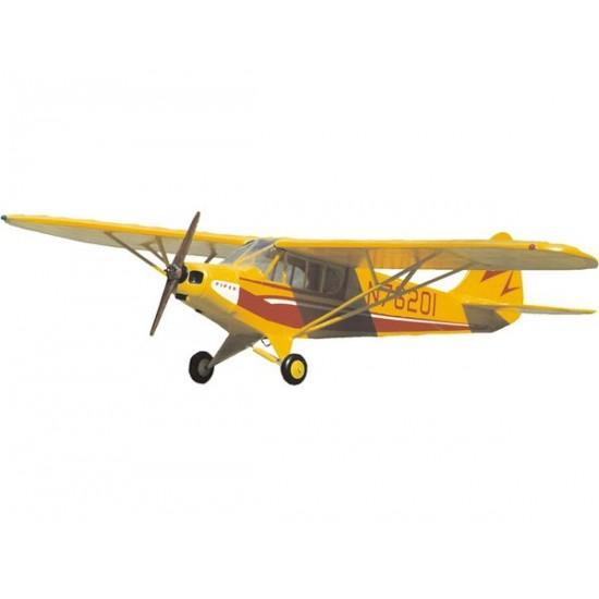 Aeromodel Piper Super Cub 95 de la Guillows
