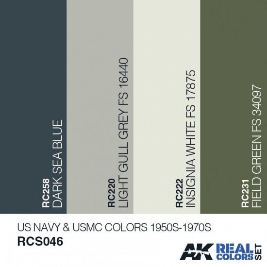 Set de culori US Navy și USMC