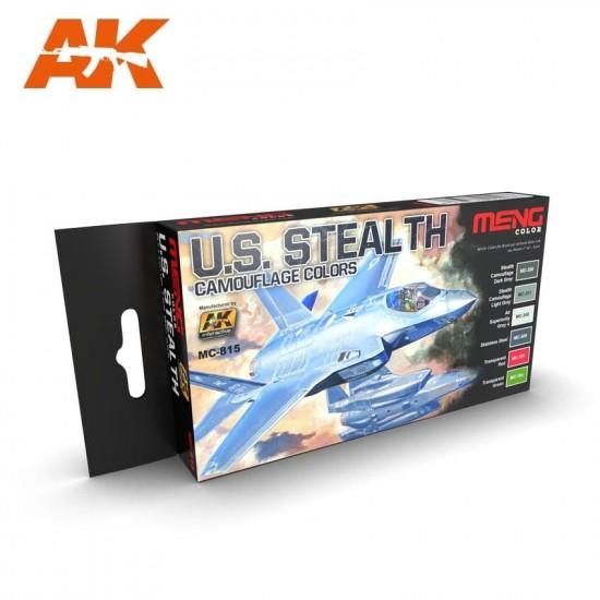 Set de culori pentru aeronave US Army