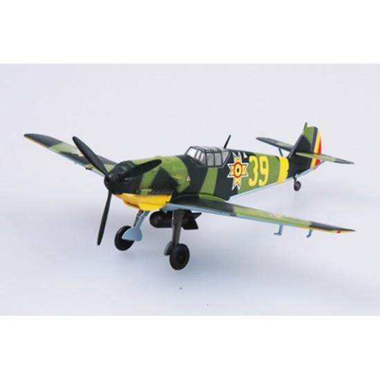 Macheta BF109E-3 Fortele Aeriene Romane 1:72