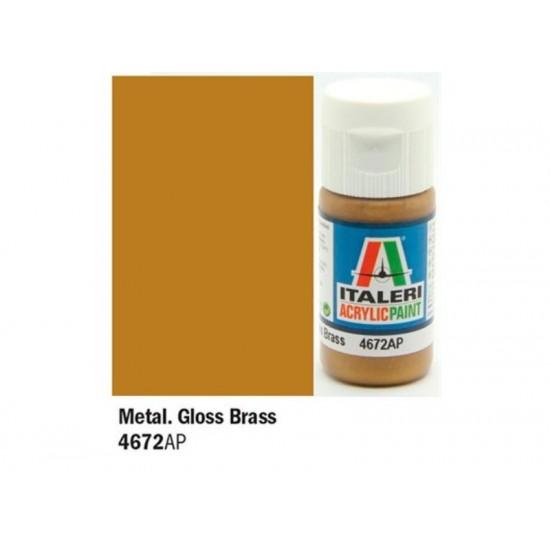 Vopsea acrilica alama gloss 20ml.