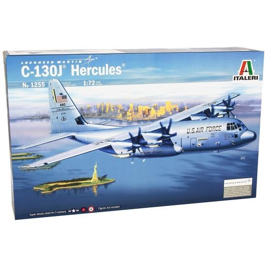 Avion C-130J HERCULES, scara 1:72