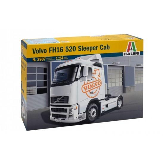 Camion scara 1:24 Volvo FH16 520 SLEEPER CAB