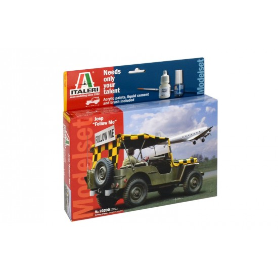 Jeep WILLYS, scara 1:35