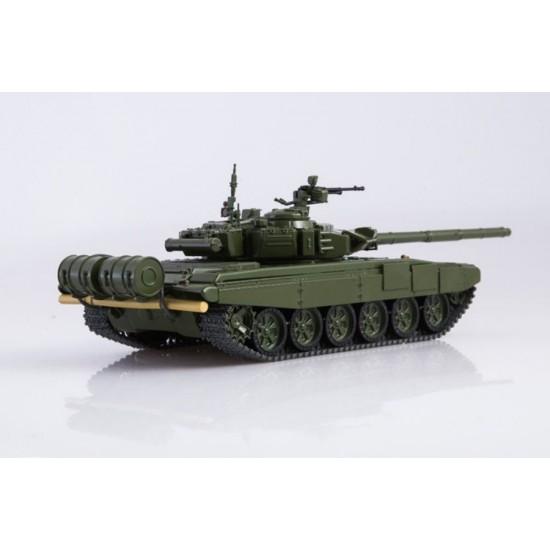 Macheta tanc T-90 scara 1:43