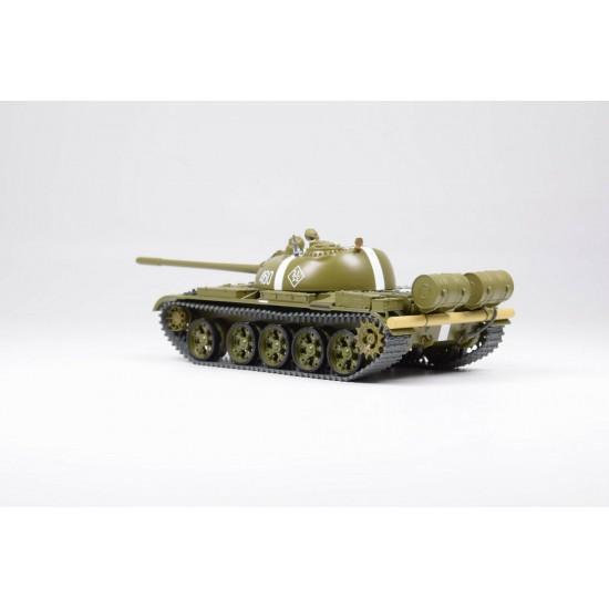 Macheta tanc T-55 scara 1:43
