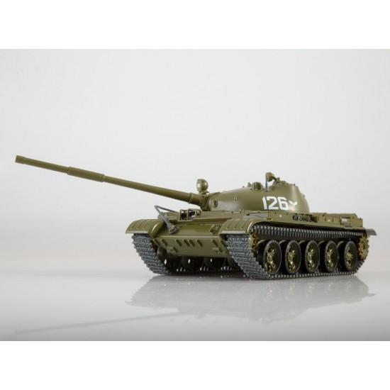 Macheta tanc T-62 scara 1:43