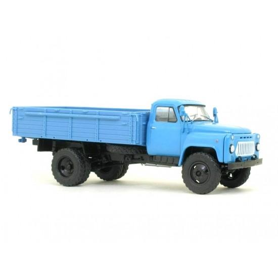 Macheta camion GAZ-53-12 scara 1:43