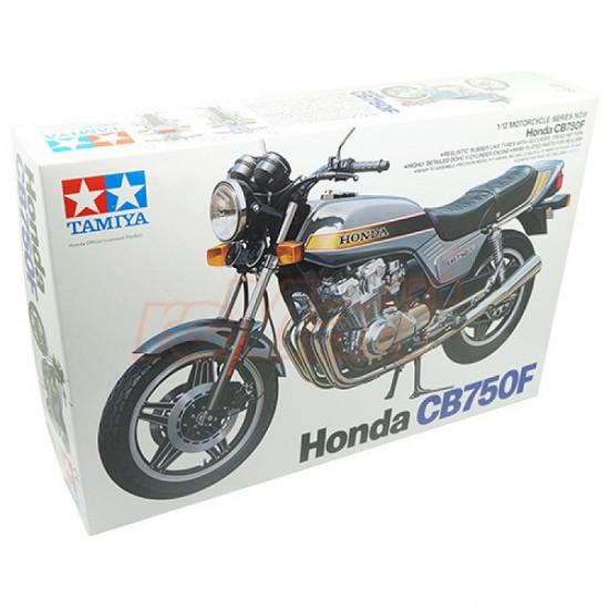 Motocicleta 1:12 Honda CB750F 'Custom Tuned'
