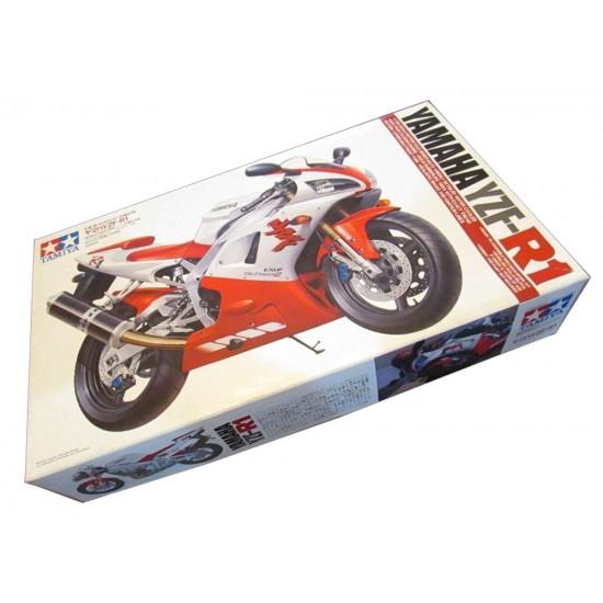 Motocicleta 1:12 Yamaha YZF-R1