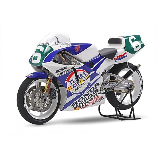 Motocicleta 1:12 Ajinomoto Honda NSR250 90