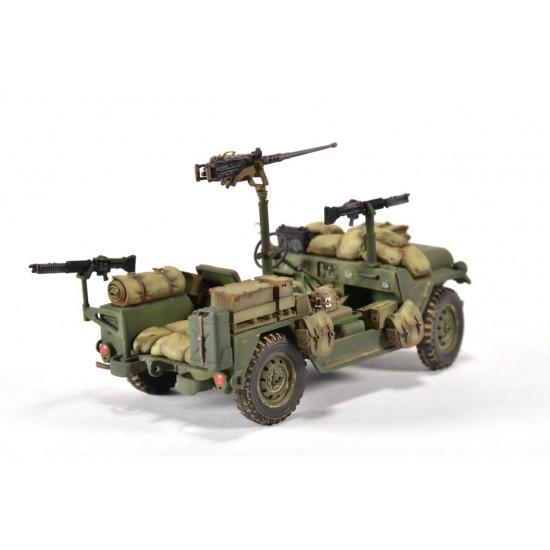 U.S. M151A2 FORD MUTT la scara 1:35