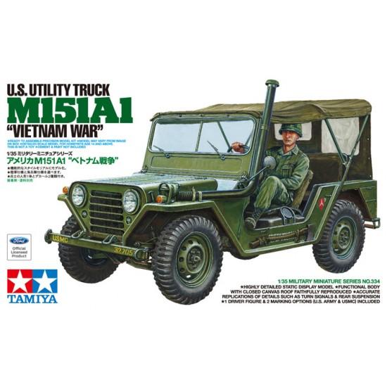 M151A1 Vietnam la scara 1:35