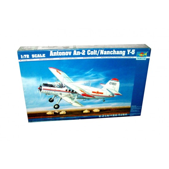 Antonov An-2 Colt/Nanchang Y-5 1:72
