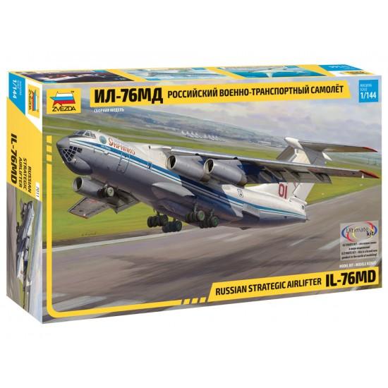 Avion militar de transport ILYUSHIN IL-76 MD, scara 1:144