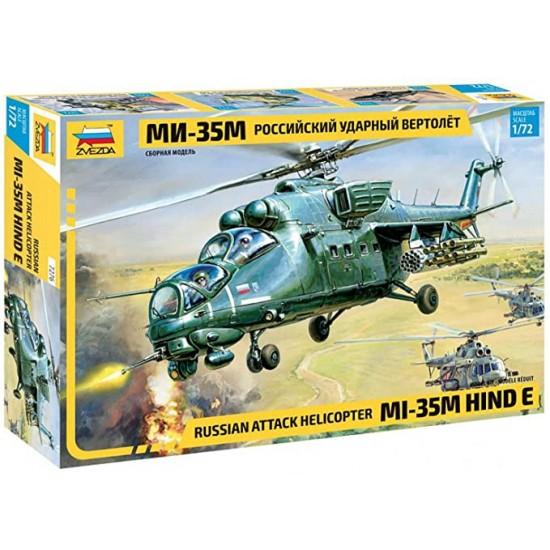 Elicopter Mi-35, scara 1:72