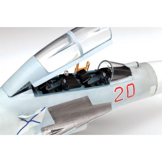 SUKHOI SU-27 UB, scara 1:72