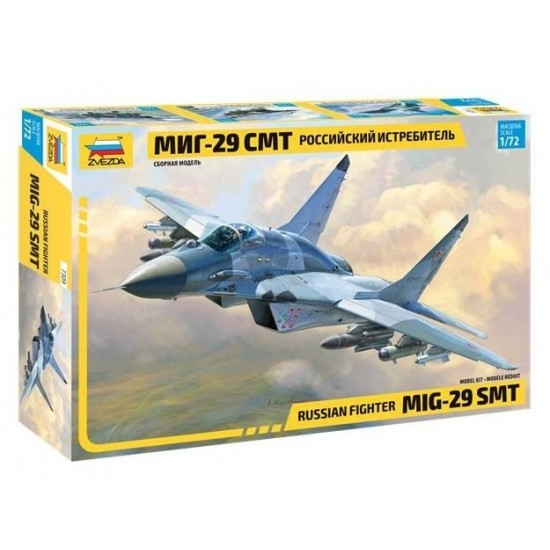 MIG-29 SMT, scara 1:72
